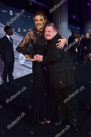 Editorial image of British Independent Film Awards, London  - 04 Dec 2016
