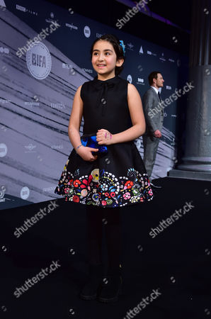 Avin Manshadi at the British Independent Film Awards (bifa) at Old Billingsgate London On the 4th December 2016