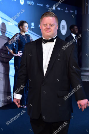Stock Picture of Steven Brandon at the British Independent Film Awards (bifa) at Old Billingsgate London On the 4th December 2016