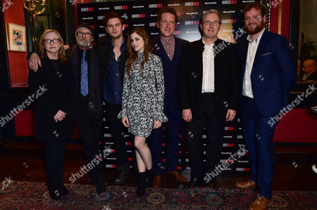 Editorial photo of Buried Child Press Night  - 01 Dec 2016
