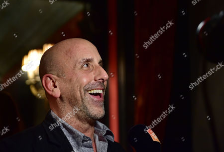 London England 1st December 2016: Director Scott Elliott Arrive For the Press Night Afterparty For 'Buried Child' at L'escargot London England On the 1st December 2016