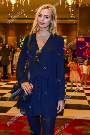 Ianthe Rose at the 'Cinderella' Screening On Saturday 3rd December at the Mayfair Hotel London England