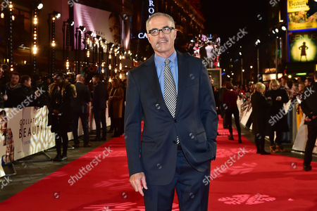 David Frankel at the Collateral Beauty - European Premiere at Vue Leicester Square in London Uk 15th December 2016