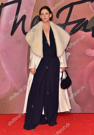 Stock Picture of Maria Grachvogel Attending the Fashion Awards 2016 at the Royal Albert Hall 5th December 2016 London Uk