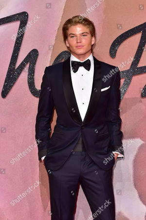 Editorial photo of The Fashion Awards  - 05 Dec 2016