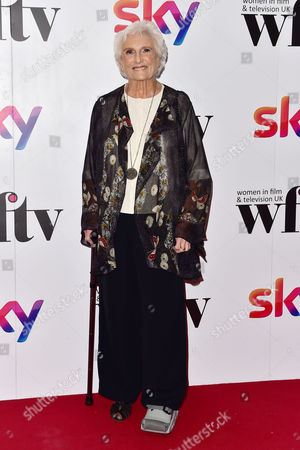 Beryl Vertue at the Women in Film & Television Awards at London Hilton Park Lane London England On the 2nd December 2016