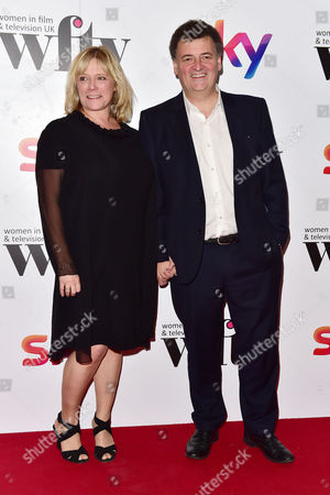 Steven Moffat at the Women in Film & Television Awards at London Hilton Park Lane London England On the 2nd December 2016