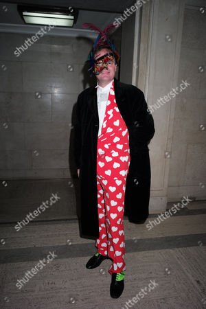 London Uk 23rd November 2016: Lord Harry Dalmeny at the Animal Ball Presented by the Elephant Family at Victoria House Bloomsbury