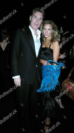 London United Kingdom 23 November 2016: Damian Aspinall and His Wife Victoria Fisher at the Animal Ball at Victoria House Bloomsbury London