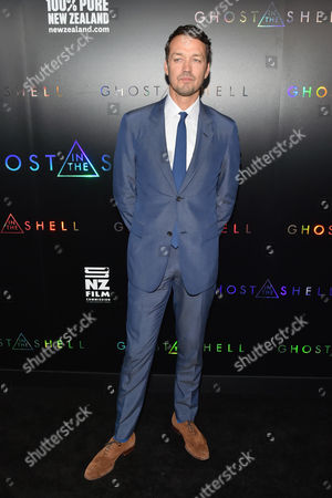 Editorial photo of 'Ghost in the Shell' film premiere, Arrivals, New York, USA - 29 Mar 2017