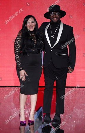 Michelle John and will i am