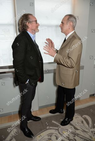 Alistair Morrison and Francis Rossi