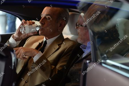 Francis Rossi and Alistair Morrison