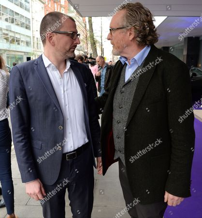 Nick Keen and Alistair Morrison