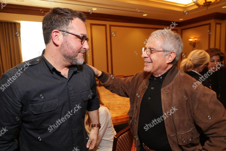 Colin Trevorrow and Ronald Meyer