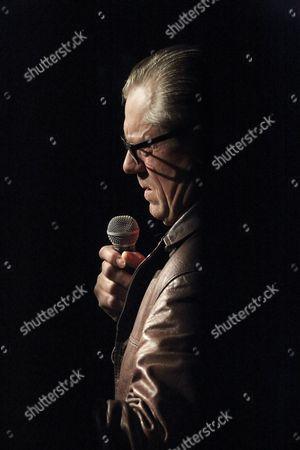 Stock Picture of John Shuttleworth