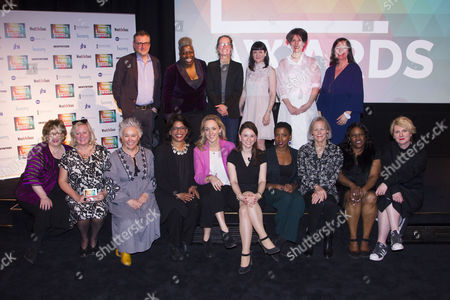 Rosemay Squire, Jenny Sealey, Emma Rice, Lee Hall, Indhu Rubasingham, Dawn Walton, Kate Pakenham, Paule Constable, Lucy Kerbel, Anna Newell, Jade Anouka, Harriet Walter, Phyllida Lloyd, Vicky Featherstone, Jennifer Joseph and, Jackie Clune