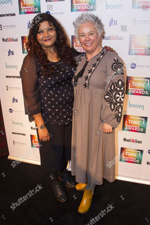 Stock Image of Tanika Gupta and Emma Rice