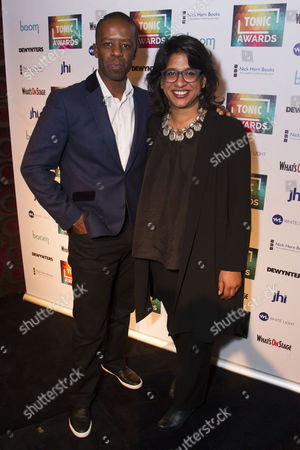 Adrian Lester and Indhu Rubasingham