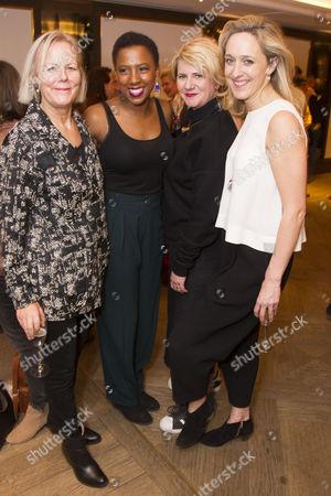 Phyllida Lloyd, Jade Anouka, Jackie Clune and Kate Pakenham