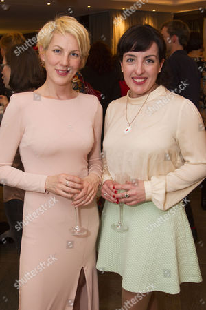 Maria Aberg and Emma Brunjes