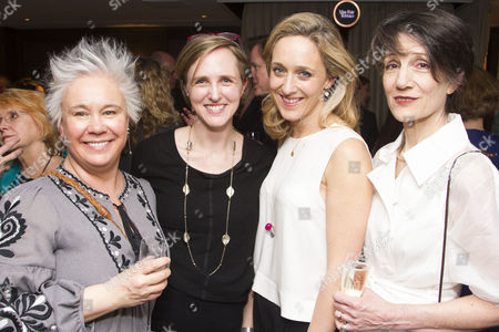 Emma Rice, Tamara Harvey, Kate Pakenham and Harriet Walter