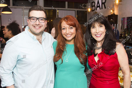 Stock Image of Matt Chisling (Producer), Amy Anzel (Producer) and Catherine Schreiber (Producer)