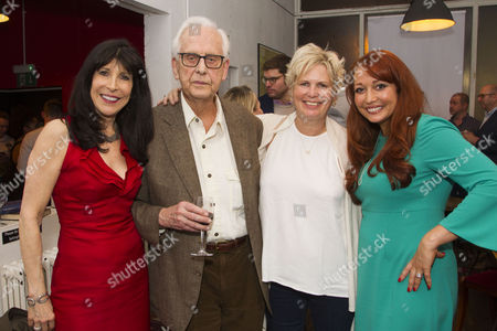 Catherine Schreiber (Producer), Michael Blakemore (Director), Shelby Coleman and Amy Anzel (Producer)