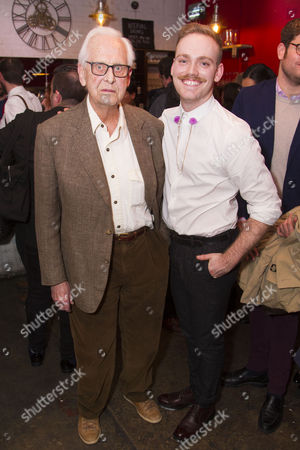 Michael Blakemore (Director) and Tom Jackson Greaves (Choreographer)