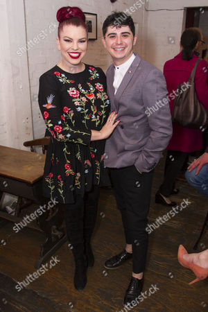 Editorial picture of 'The Life' musical, Press Night, London, UK - 29 Mar 2017