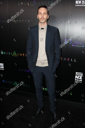 Jamie Moss (Screenwriter)