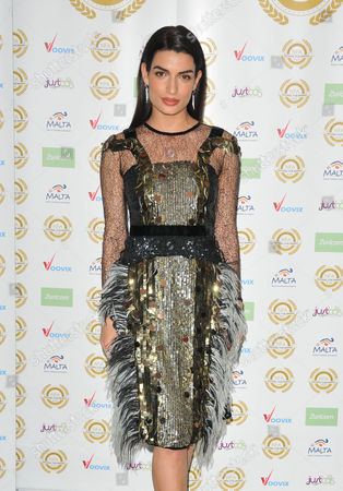 Editorial picture of The National Film Awards, London, UK - 29 Mar 2017
