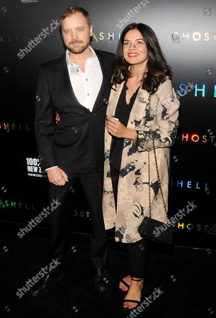 Guest and Zuleikha Robinson