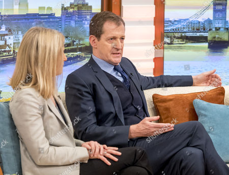 Editorial photo of 'Good Morning Britain' TV show, London, UK - 30 Mar 2017