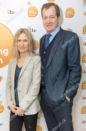 Editorial image of 'Good Morning Britain' TV show, London, UK - 30 Mar 2017