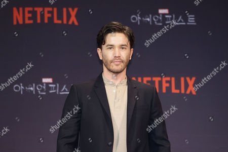 Stock Picture of Tom Pelphrey