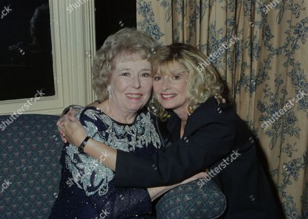 Stock Picture of Cast attend 21st Birthday party, pictured: Sheila Mercier and Jean Rogers