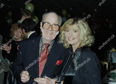 Stock Photo of Cast attend 21st Birthday party, pictured: Ronald Magill and Jean Rogers