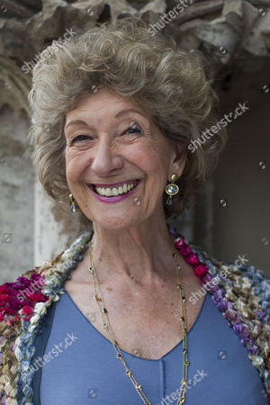 Stock Picture of English Soprano Dame Felicity Lott.