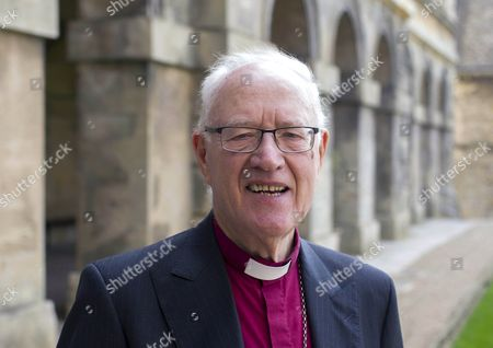 Lord George Carey the former Archbishop of Canterbury