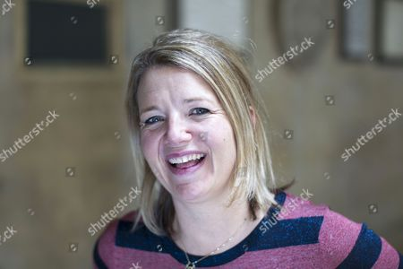 Stock Picture of Author and journalist Clover Stroud.