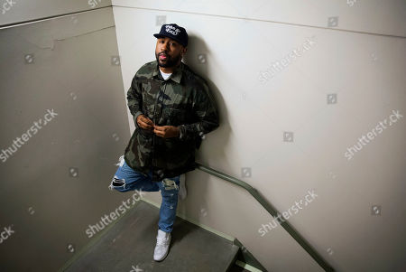 """Music producer Mike Will Made-It poses for a photo in Atlanta. Mike Will Made-It has really made it after the Atlanta-based producer saw major success last year co-producing Beyoncé's massive hit """"Formation"""" and laying down the track for Rae Sremmurd's Billboard top-charting """"Black Beatles"""
