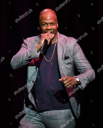 Editorial picture of Ardie Fuqua stand up comedy at the Hard Rock Live, Seminole Hard Rock Hotel and Casio, Florida, USA - 29 Mar 2017