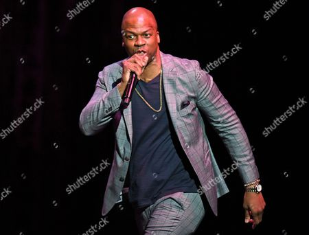 Editorial photo of Ardie Fuqua stand up comedy at the Hard Rock Live, Seminole Hard Rock Hotel and Casio, Florida, USA - 29 Mar 2017