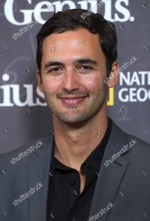 Stock Photo of Jason Silva