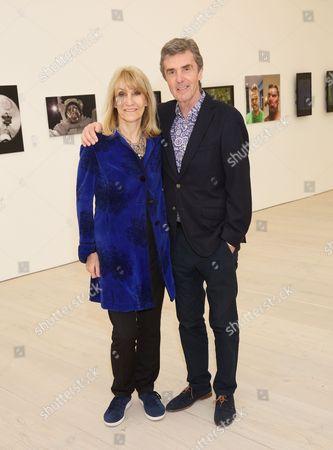 Lynne Faulds Wood & John Stapleton