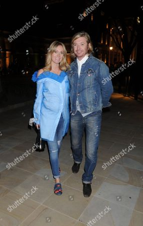 Kelly Simpkin & Nicky Clarke
