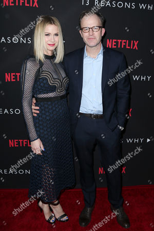 Editorial photo of '13 Reasons Why' TV series premiere, Los Angeles, USA - 30 Mar 2017