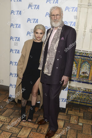 Stock Picture of Amina Blue, James Cromwell