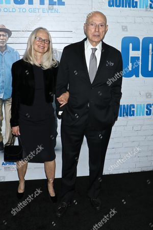 Suzanne Newlander Arkin and Alan Arkin